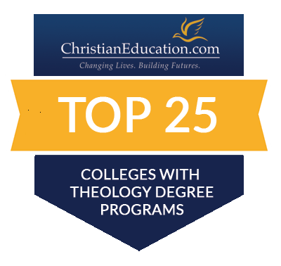 Top 25 Theology Degrees