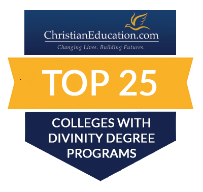 top 25 divinity degree programs